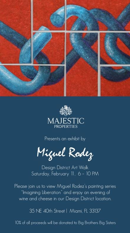 Miguel Rodez Invite
