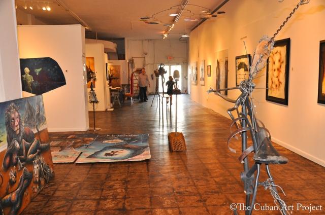 Artopia Art Studio Miami Triennal 2013 Cuban Artists (5 of 38)