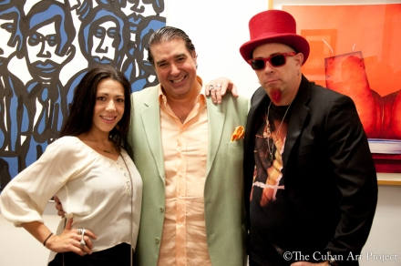 Inaugural Night Paragon Gallery Miami Florida July 2012 Photos by Antonio Guerrero and Leticia del Monte-0195