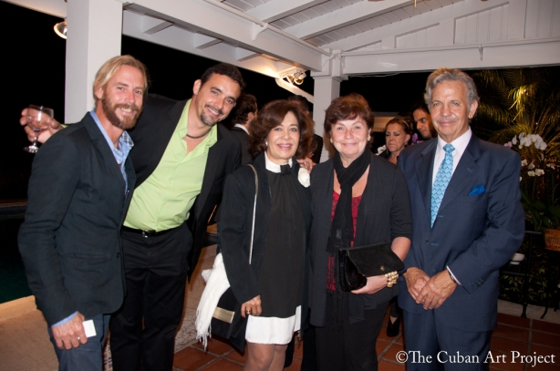 Cocktail Presentation of JUSTMADMIA at The Residence of The Consul General of Spain Cristina Barrios_-29