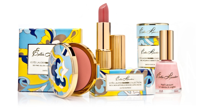 Estée Lauder Mad Men Collection_Spring 2013_with box