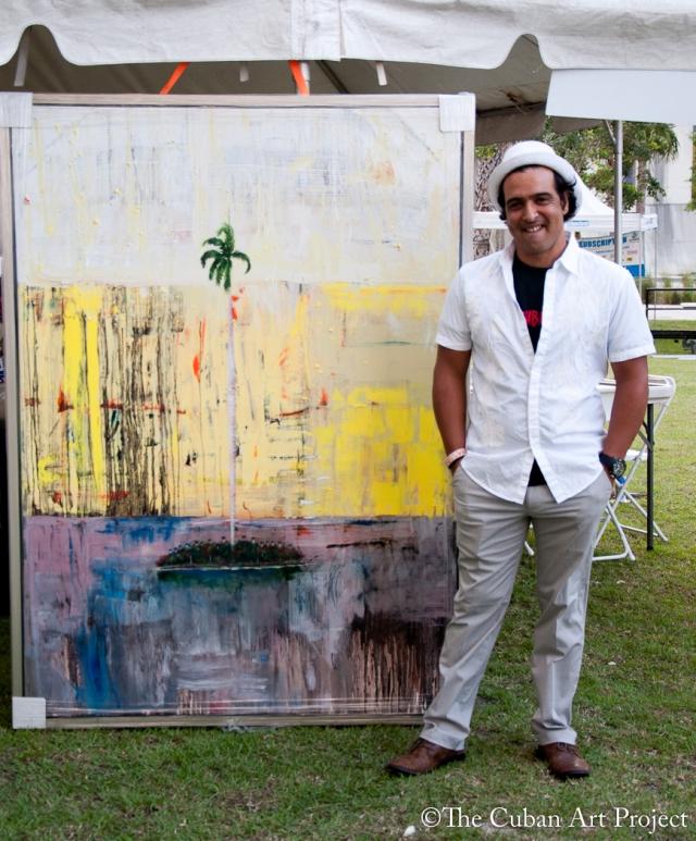 Alejandro Leyva Taste of Miami 2013