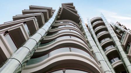 """Frank Gehry """"Opus"""". Hong Kong"""