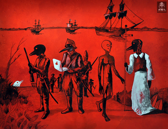 Re art, arte rojo, art news, the cuban art, contemporary art,Arte Cubano, Cuban Art, Antonio Guerrero, Red Planet, i Universe, Contemporary Art, Art for sale, Apple, Mac 2012,Steve Jobs,Arte rojo, Red Art