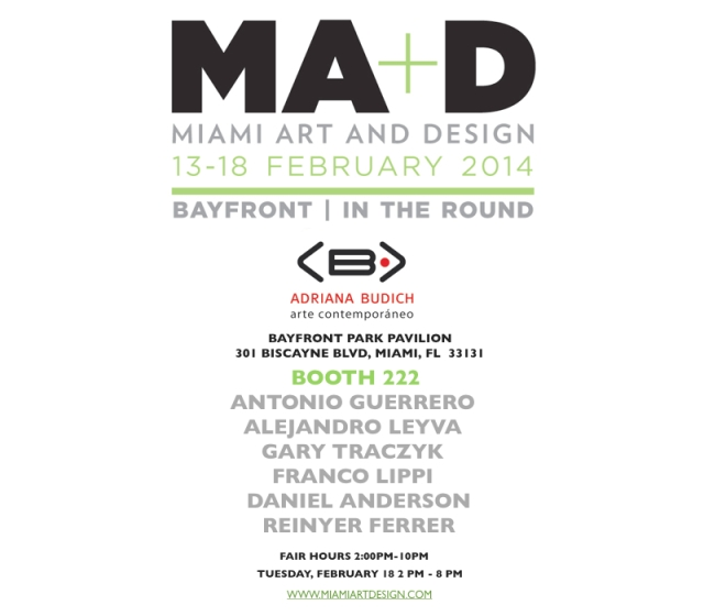 ADRIANA BUDICH MIAMI ART DESIGN FLYER.001