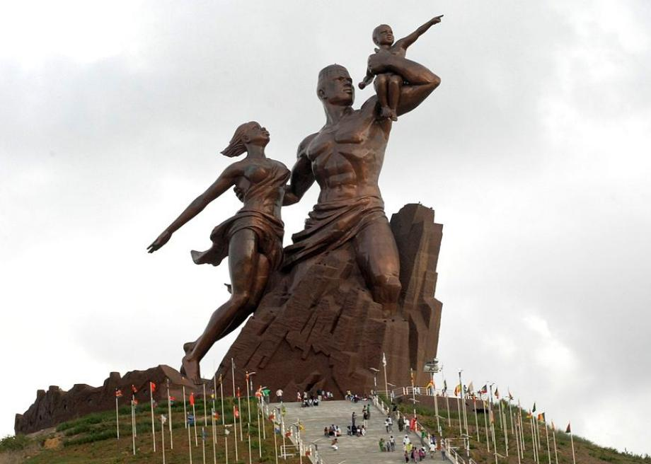 The North Korean Art Factory Cranking Out Soviet-Style Monuments