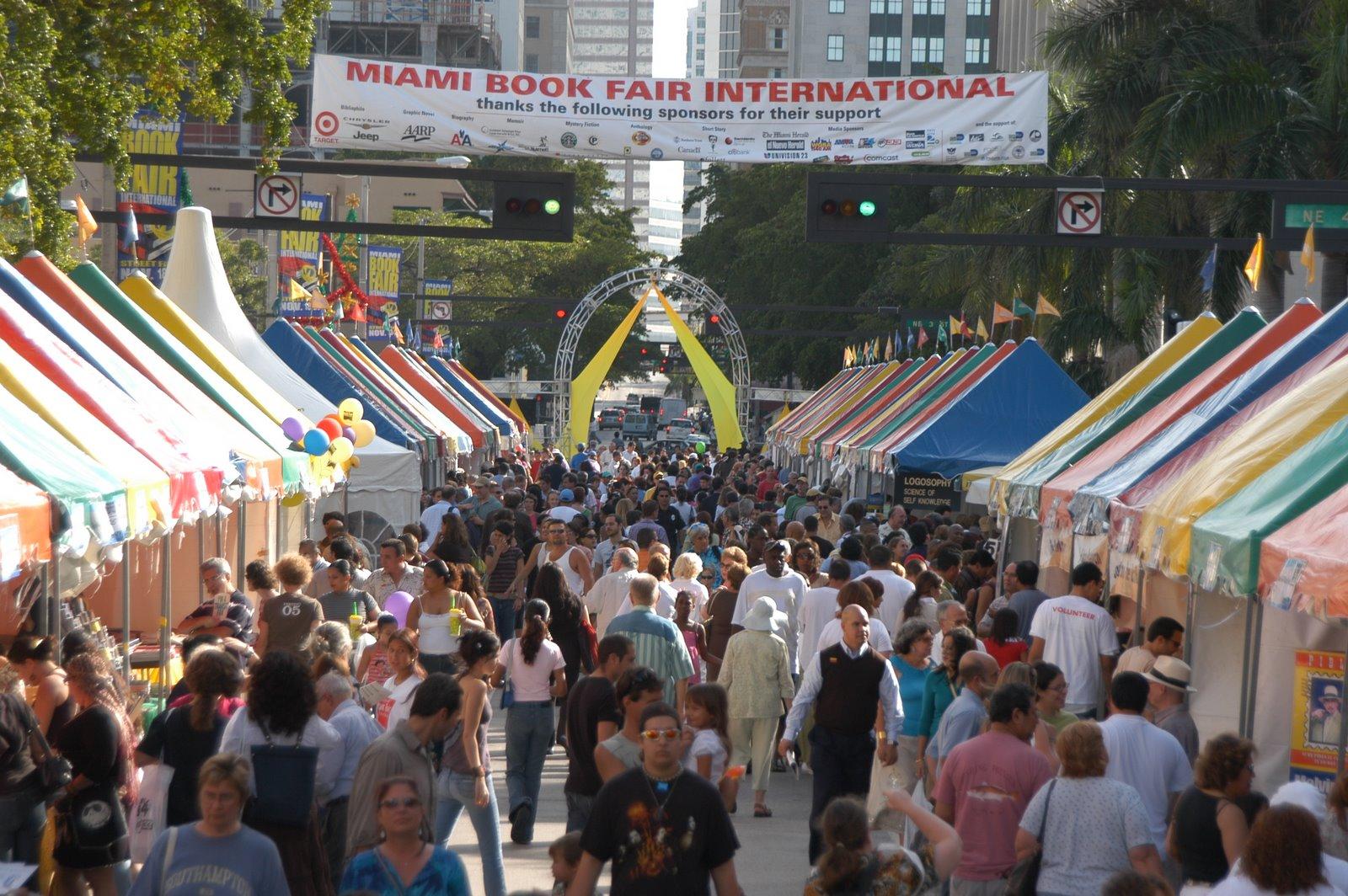 PBS llevará la Feria Internacional del Libro de Miami a teleaudiencia de todo el mundo