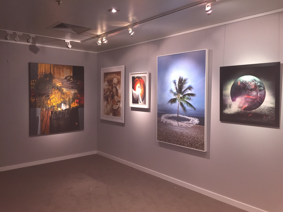 Today Opening Reception | Cosmic Connections| Concept Art Fair