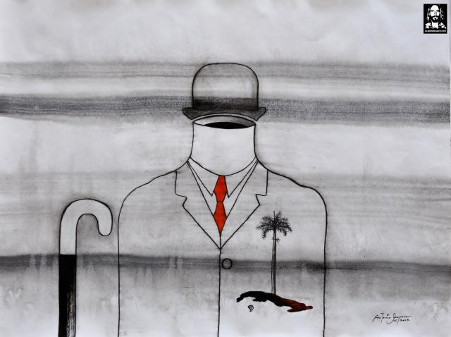 Antonio Guerrero, pinturas cubanas, art on cuba, biennale, contemporary arist in russia, Art, Black and white, drawings, the cuban art project, contemporary cuban artist, arte cubano-3