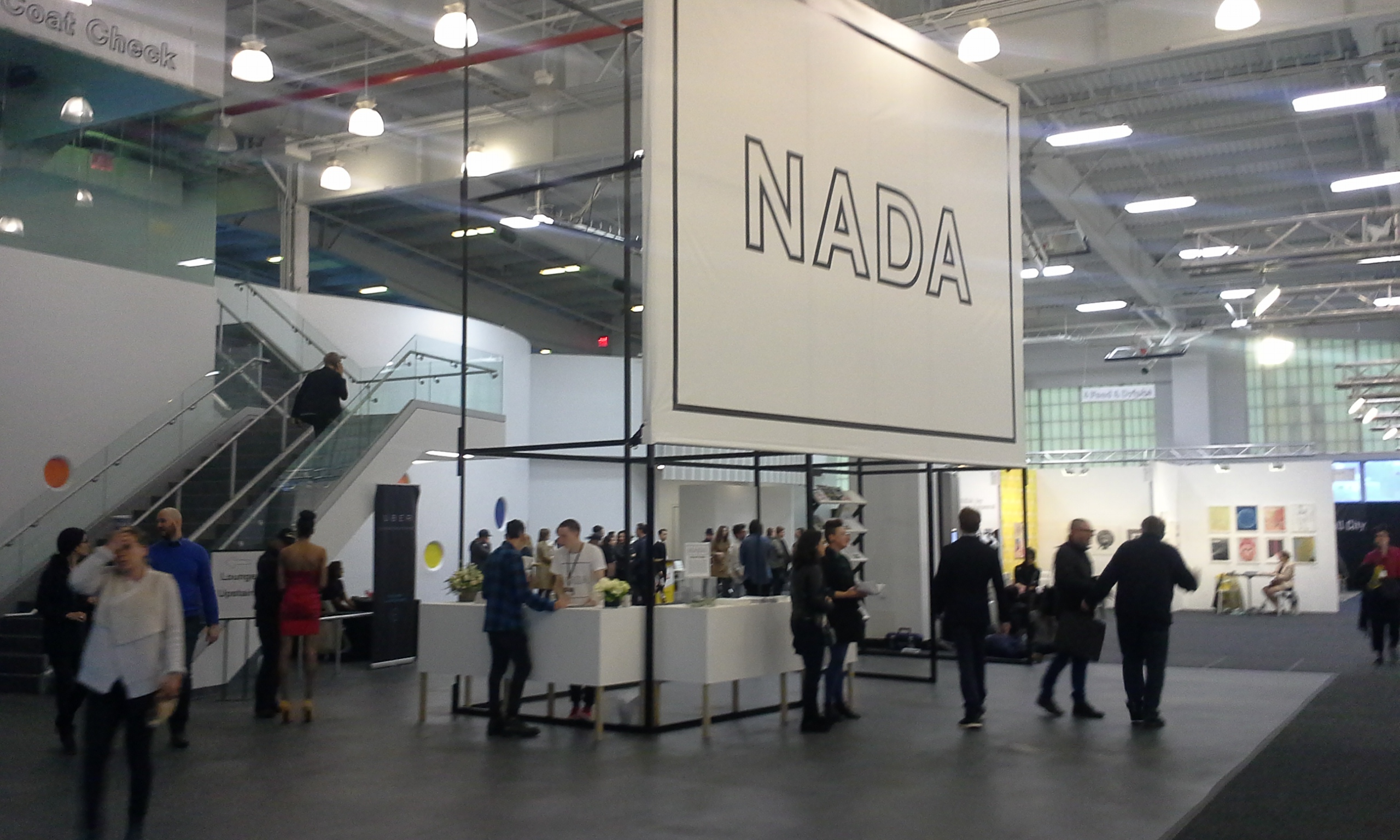 NADA Art Fair 2014 |Deauville Beach Resort