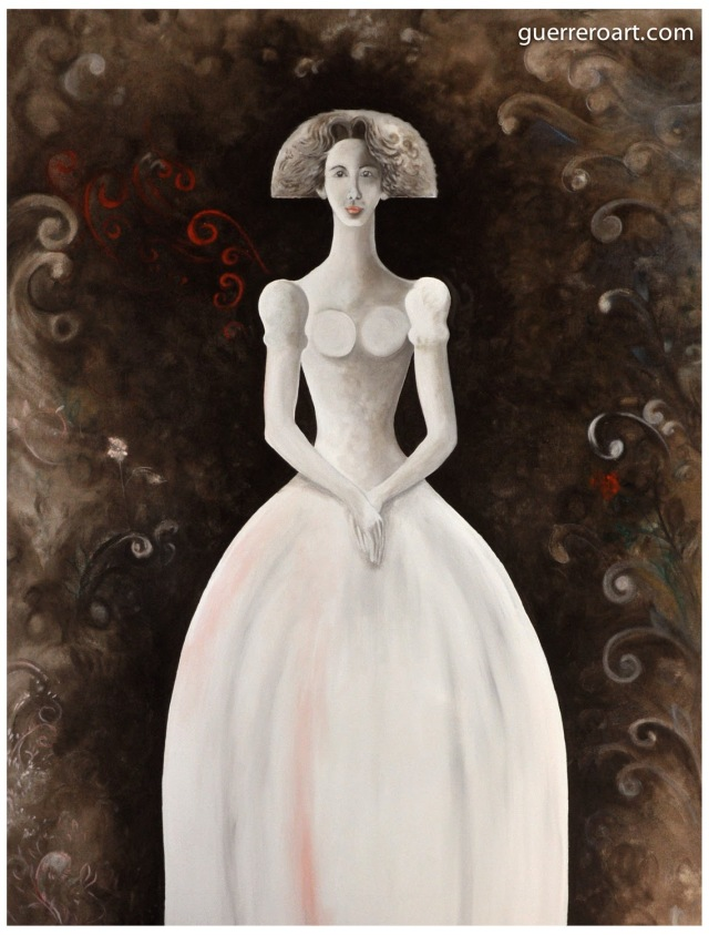 Antonio-Guerrero,-Artist,-Woman,cuban-art