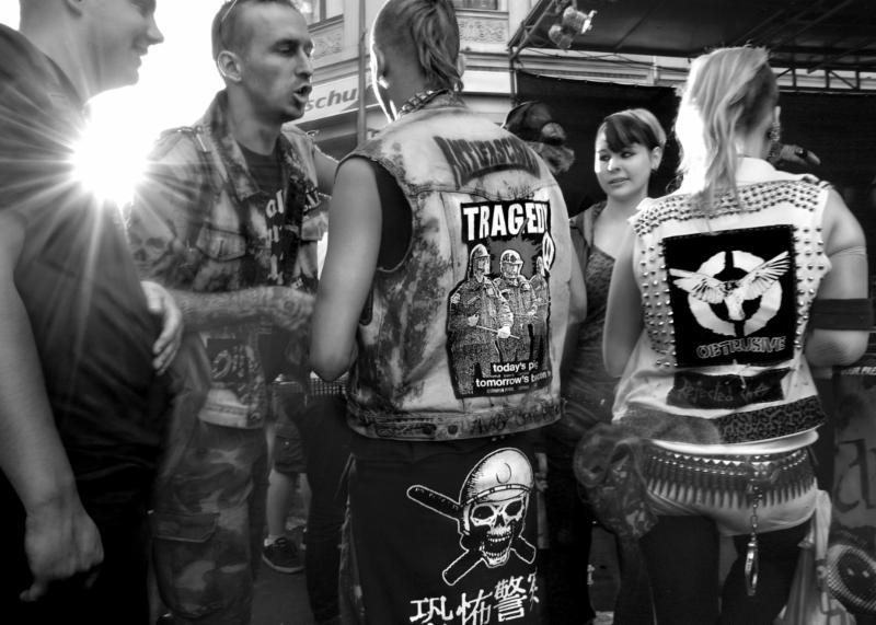 Geografía Punk  de  Giorgio Viera Instituto Cultural de México en Miami