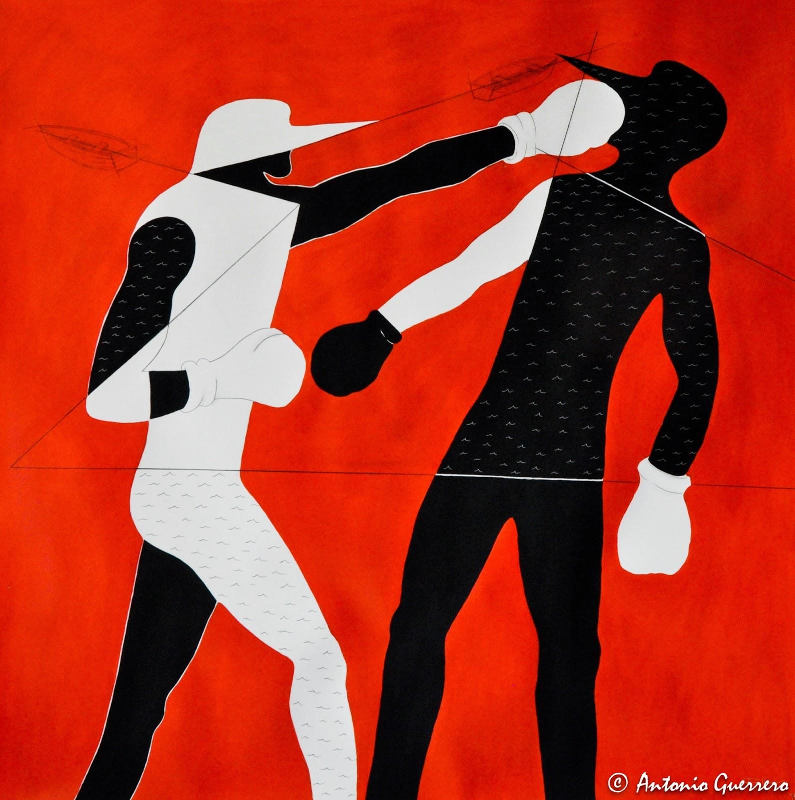 "Lee County Alliance for the Arts Presents: Antonio Guerrero ""Art vs Life"" 2/12/2016"