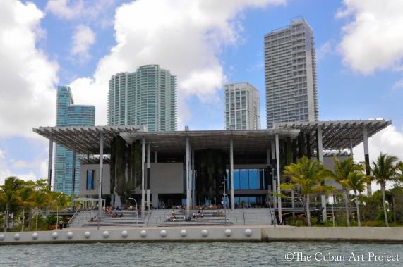 Perez Art Museum, Miami, Florida Photo by Leticia del Monte