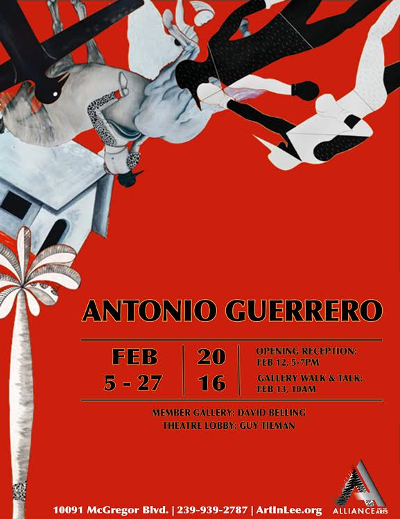 Antonio-Guerrero-Alliance for the art