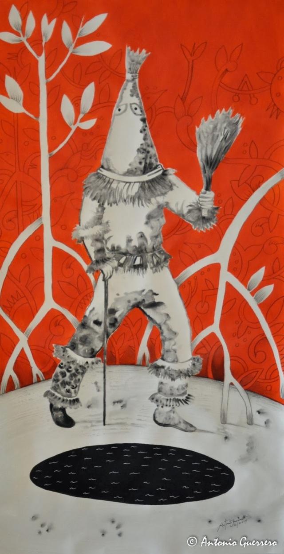 Antonio Guerrero, Cuban Artist-3